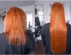 1 Из способов изменения внешности – наращивание волос фото