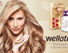 1 Краска для всех типов волос: особенности и палитра wellaton фото