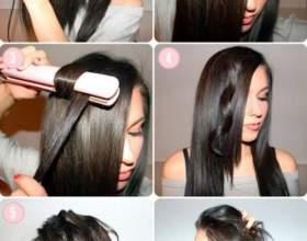 10 Модных укладок на средние волосы фото