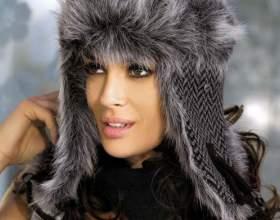 Самые модные женские головные уборы зимой 2014 – что предлагают дизайнеры? фото