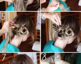 15 Стильных причесок на средние волосы фото