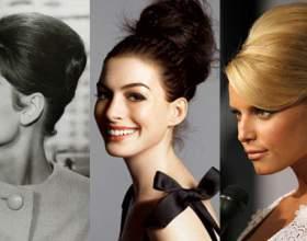 Создание причесок для средних волос фото