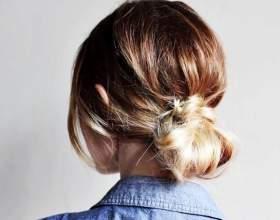5 Быстрых причесок, которые скрывают несвежесть волос фото