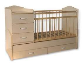 5 Лучших моделей кроватей трансформеров для малышей фото