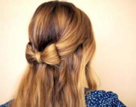 6 Быстрых и простых причесок на каждый день из средних волос фото
