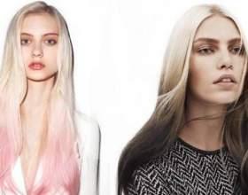 Модное тонирование волос в 2014 году. Много фото + видео фото