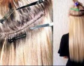 Афронаращивание — что это: наращивание волос на трессах, фото до и после фото