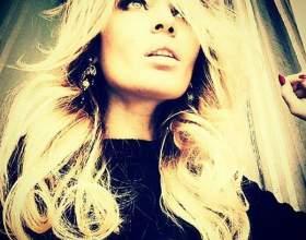 Алена водонаева стала блондинкой фото