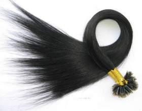 Азиатские волосы для наращивания фото