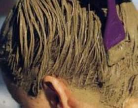 Бесцветная хна для роста и восстановления волос фото