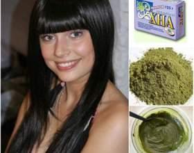 Бесцветная хна — против выпадения волос! фото