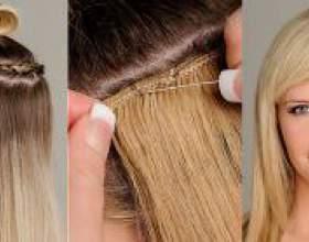 Безопасный способ преобразиться: пришивное наращивание волос и его особенности фото