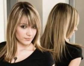 Броская стрижка на средние волосы сделает вас неотразимой! Запоминайте нюансы! фото