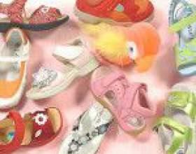 Cамые стильные детские сандалии 2013 года — модный обзор фото