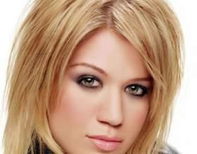 Непроходящая мода на прически на средние волосы с челкой фото