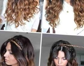 Челки 2015 на длинные волосы фото