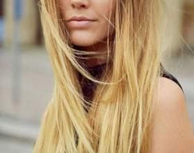 Челки 2016 на длинные волосы фото