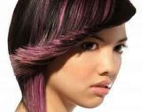 Цвет волос для карих глаз фото