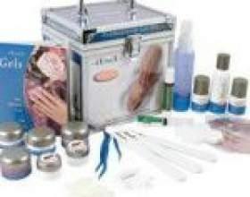 Что нужно для наращивания ногтей акрилом в домашних условиях — стартовый набор фото
