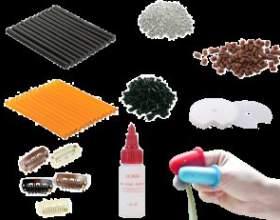 Что нужно для наращивания волос: какие материалы, расчески и средства по уходу? фото