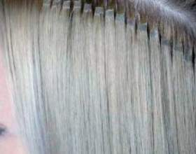 Что такое горячее наращивание волос: это итальянская капсульная технология фото