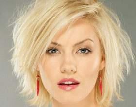 Cтрижки придающие объем тонким волосам — фото на разной длине волос фото