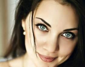 Цвет волос для серо-зеленых глаз фото