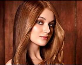 Цвет волос карамель: кому идет и как добиться фото