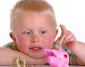 Дети и деньги: как научить ребенка правильному отношению к финансам фото