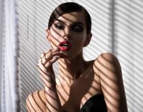 Девушки брюнетки с красивыми чёрными волосами: фото фото