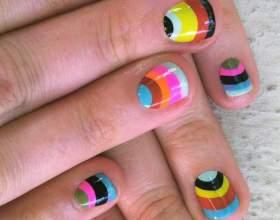 Дизайн ногтей — самый красивый, модный маникюр фото