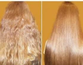 Домашнее ламинирование волос желатином. фото