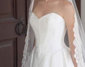 Фата: выбор свадебного аксессуара фото
