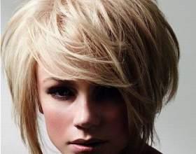 Фото блондинок с короткой стрижкой фото