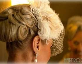 Фото причесок на свадьбу фото