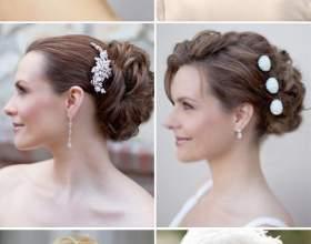 Фото свадебные прически на длинные волосы фото
