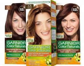 Garnier color naturals: одна из лучших красок фото