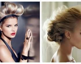 Как сделать вечернюю прическу с косами своими руками фото
