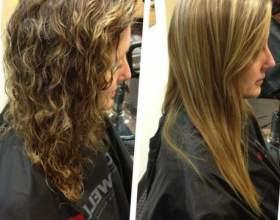 Химия на длинные волосы крупные локоны фото