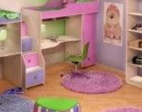 Интересные идеи дизайна детской комнаты для разнополых детей фото