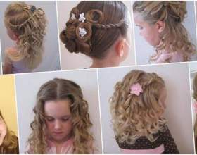 Использование резинок для волос: 6 эффектных причёсок для девочек фото