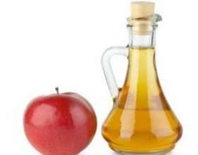 Яблочный уксус для красоты и здоровья волос фото