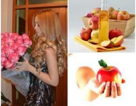 Яблочный уксус — сильные и блестящие волосы фото
