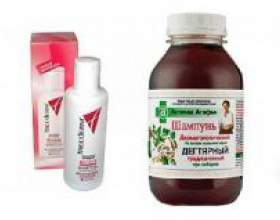 Эффективность дегтярного шампуня от выпадения волос и самые популярные марки фото