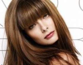 Эффектная стрижка на длинные волосы – секрет очарования великолепных женщин! фото