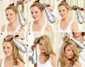 Как красиво уложить длинные волосы? фото