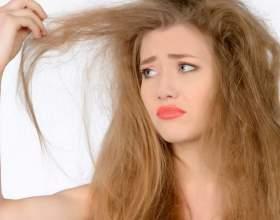 Как лечить сухие волосы? фото