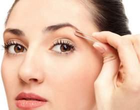 Как надо выщипывать брови: 3 правила достижения красоты фото