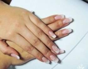 Как наращивают ногти фото