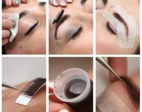 Как обрести густые брови за 30 минут: секреты наращивания фото